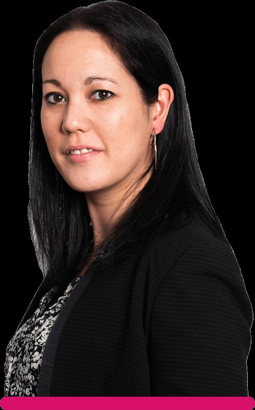 Laura Genevais, CEO de l'agence Com&Click.