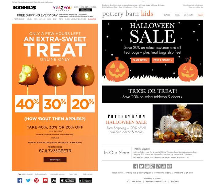 Transformez vos mailings pour les rendre terrifiants pour Halloween et augmenter votre taux de conversion.
