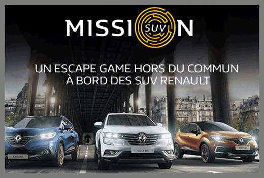RENAULT MISSION SUV