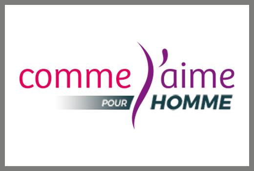 COMME J'AIME - HOMMES